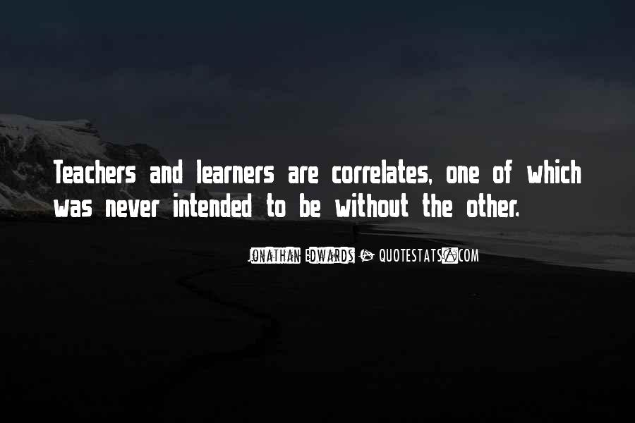 Quotes About Learners #555615
