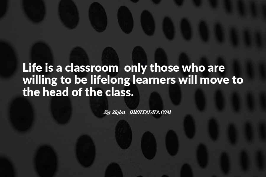 Quotes About Learners #605281
