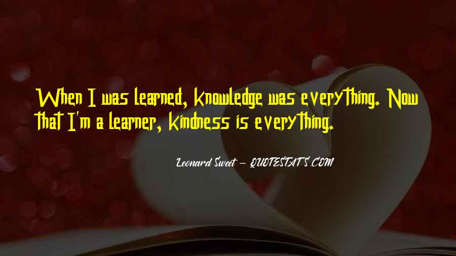 Quotes About Learners #62026