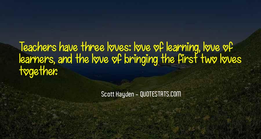Quotes About Learners #687424