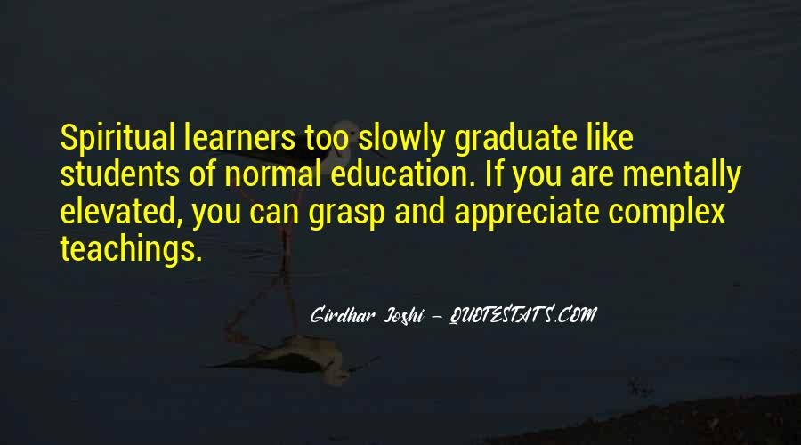 Quotes About Learners #703810