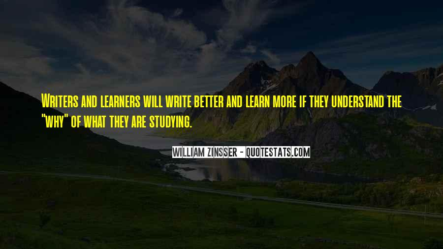 Quotes About Learners #708662