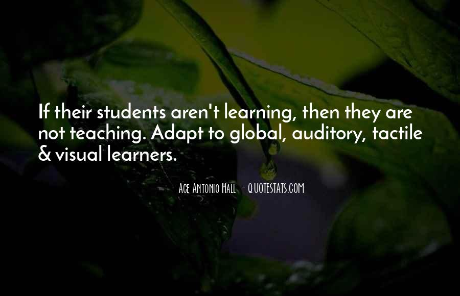 Quotes About Learners #79547