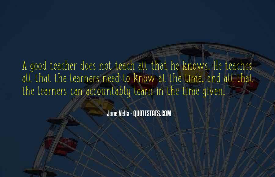 Quotes About Learners #882518