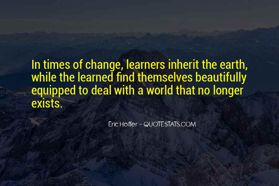 Quotes About Learners #90484