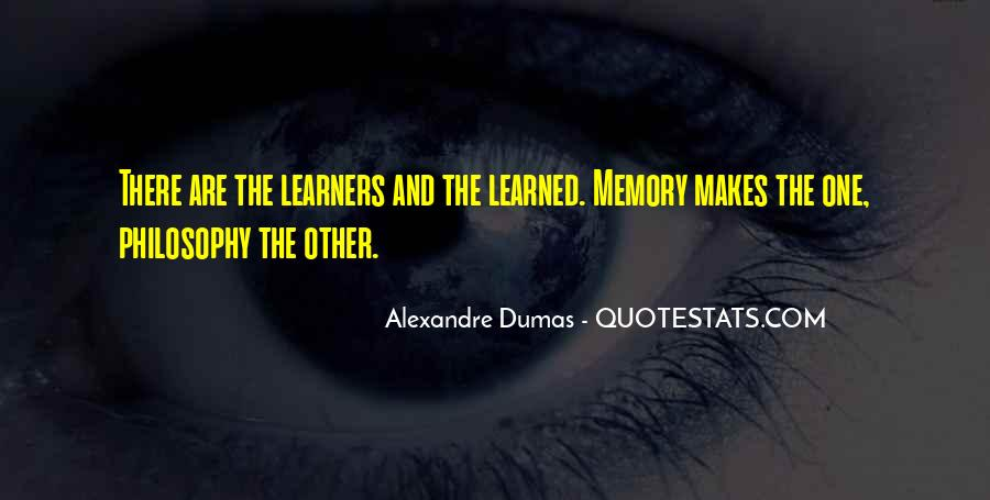 Quotes About Learners #972926