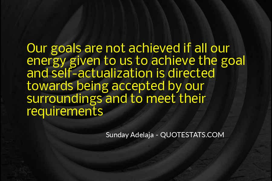 Quotes About Actualization #1281531