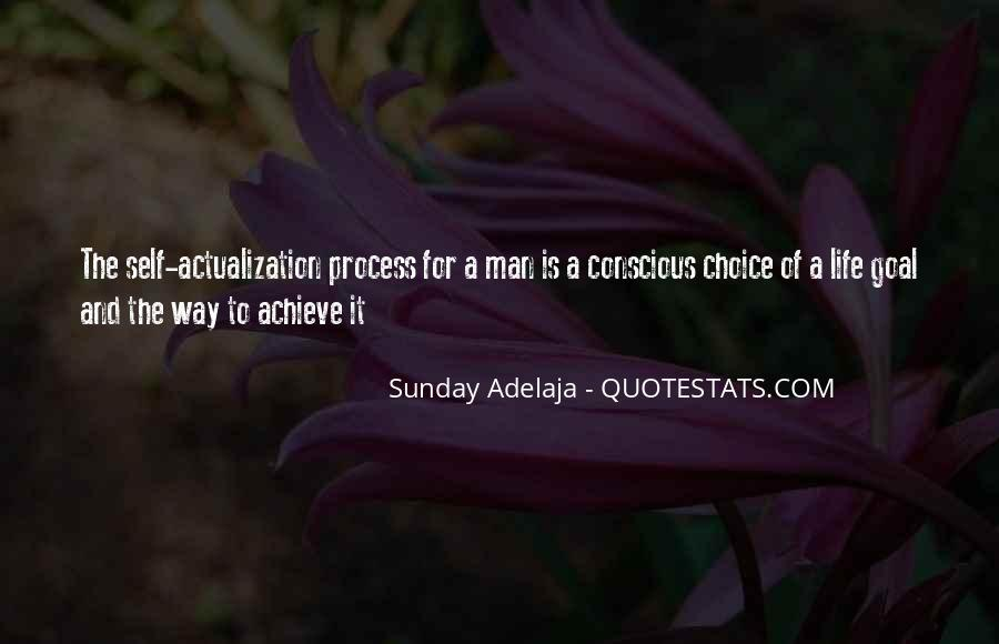 Quotes About Actualization #1377724