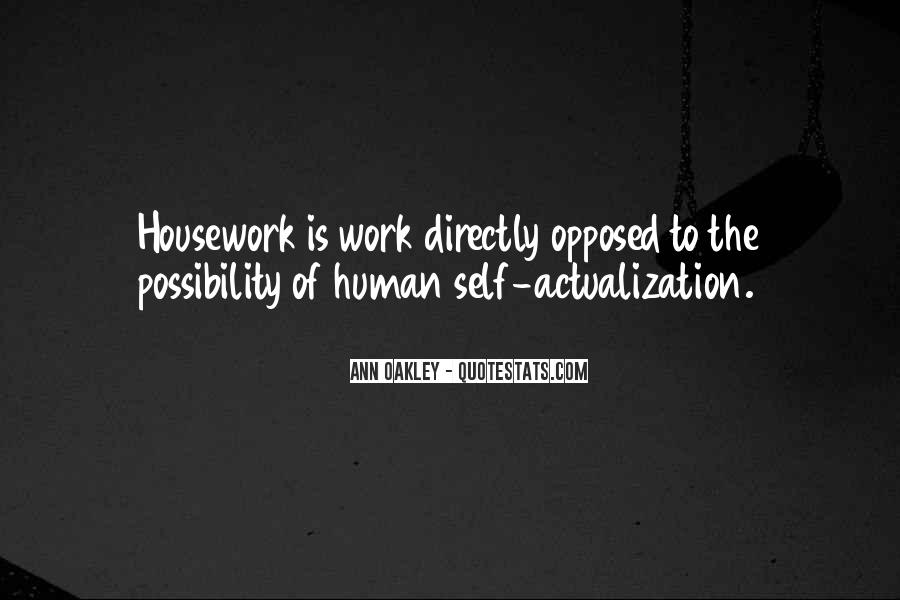 Quotes About Actualization #1452122