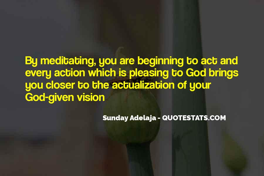 Quotes About Actualization #2815