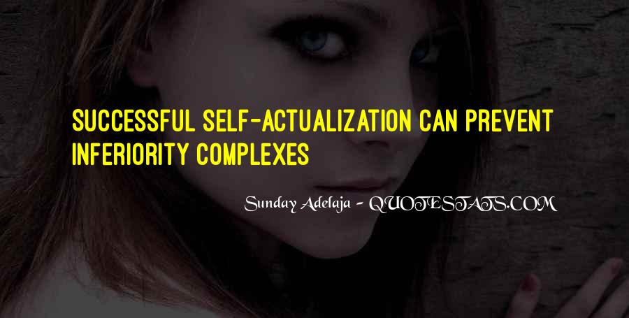 Quotes About Actualization #32501