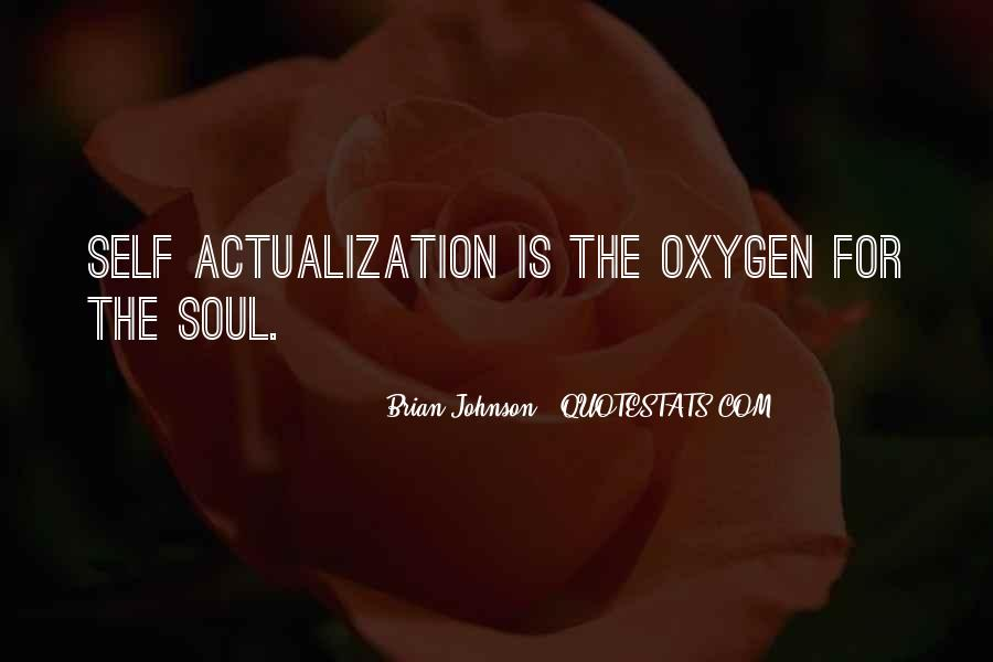 Quotes About Actualization #379738