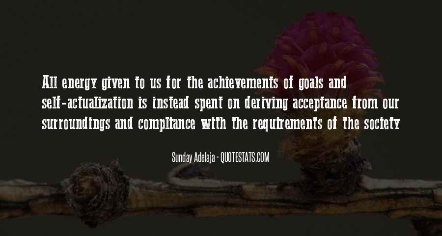 Quotes About Actualization #41914