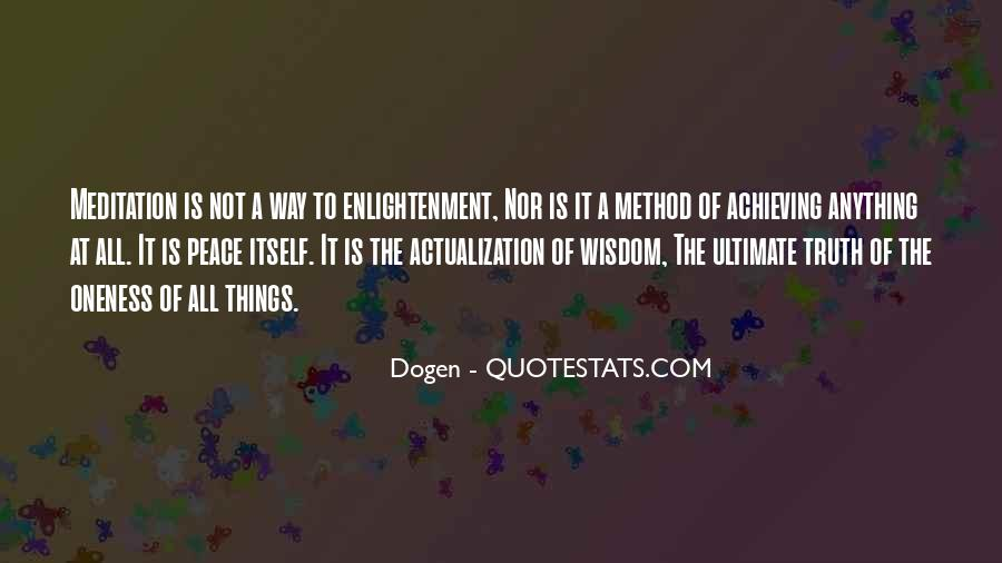 Quotes About Actualization #525262