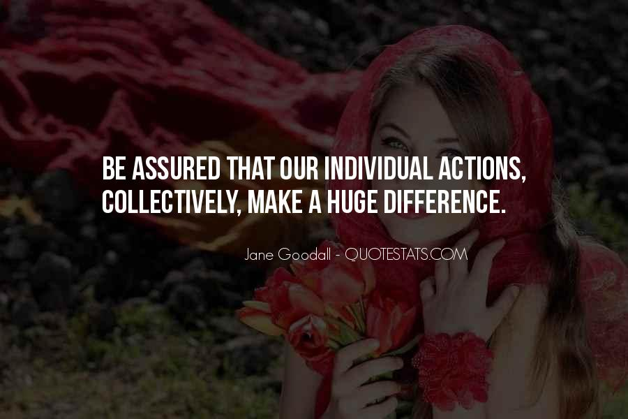 Quotes About Individual Differences #1056134