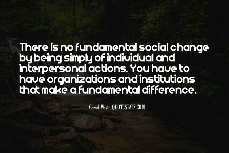 Quotes About Individual Differences #1084308