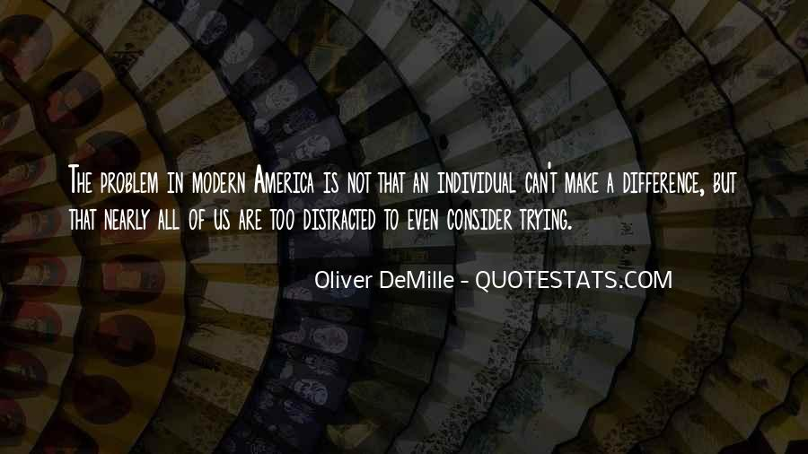 Quotes About Individual Differences #1173990