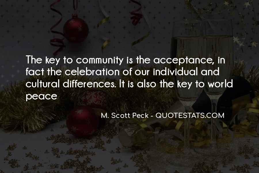 Quotes About Individual Differences #1635112