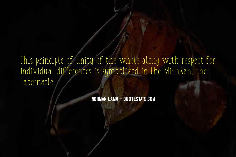 Quotes About Individual Differences #172081