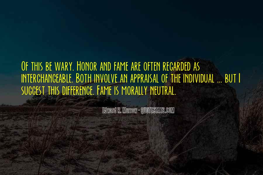 Quotes About Individual Differences #222335
