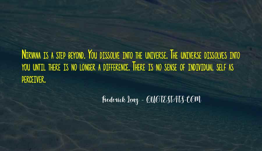 Quotes About Individual Differences #546125