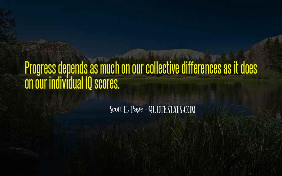 Quotes About Individual Differences #612787