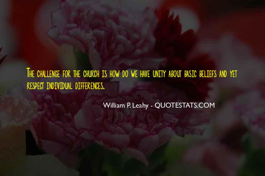 Quotes About Individual Differences #661599