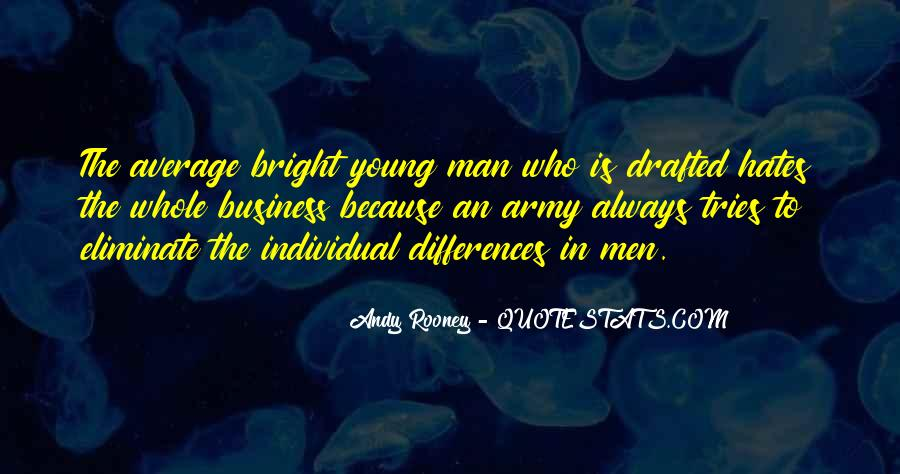 Quotes About Individual Differences #775911