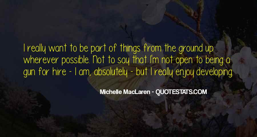 Quotes About Things Being Possible #1709826