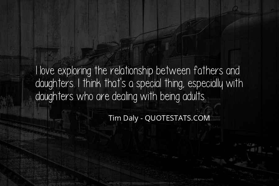 Quotes About Daughters From Fathers #178289