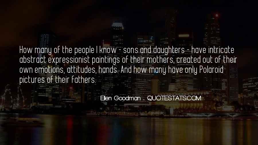 Quotes About Daughters From Fathers #234359