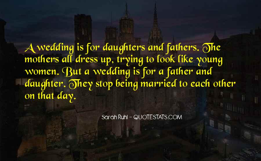 Quotes About Daughters From Fathers #285200