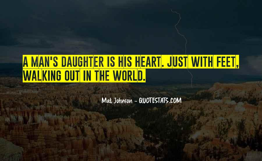 Quotes About Daughters From Fathers #454196