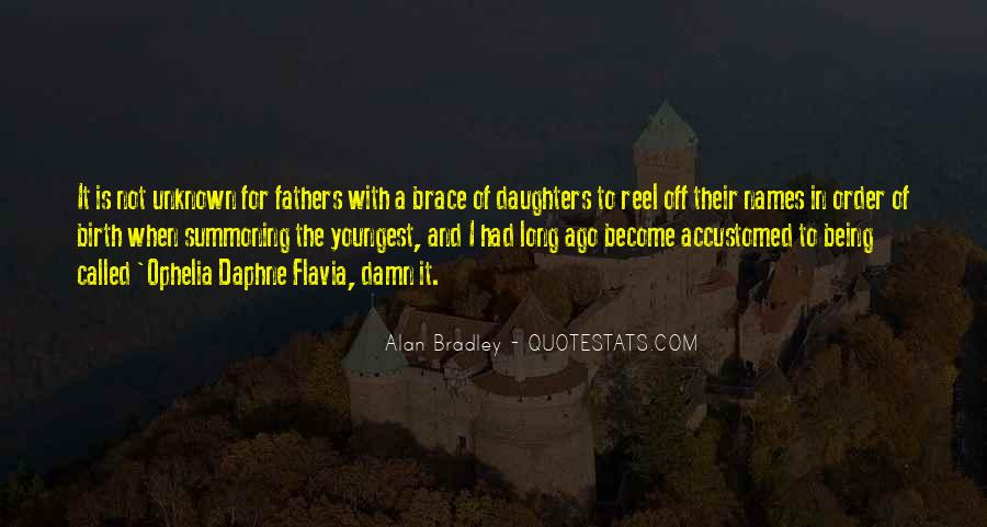 Quotes About Daughters From Fathers #475788