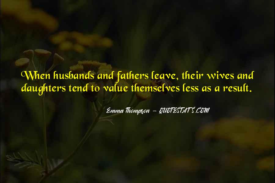 Quotes About Daughters From Fathers #622056