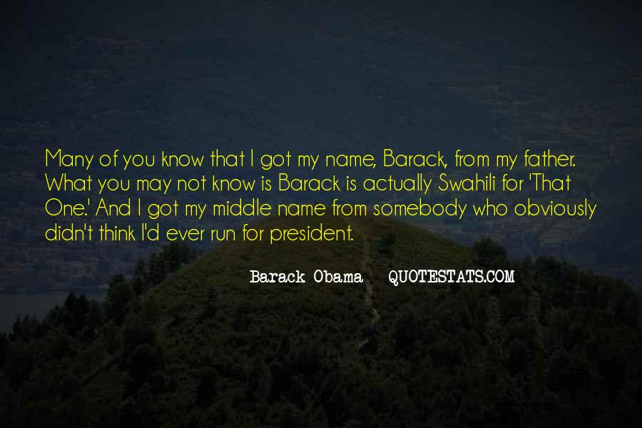 Quotes About My Name #17322