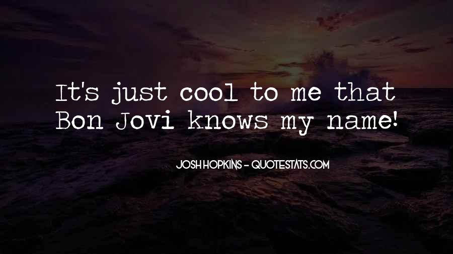 Quotes About My Name #17693
