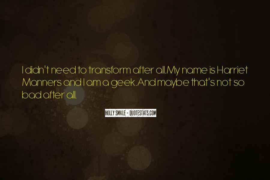 Quotes About My Name #19592