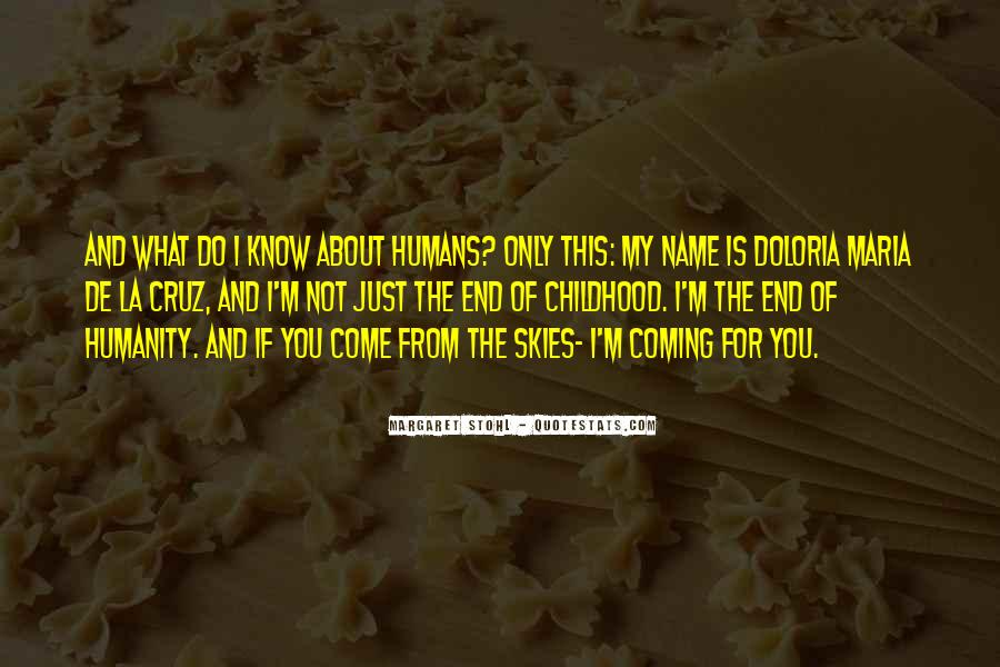 Quotes About My Name #24114