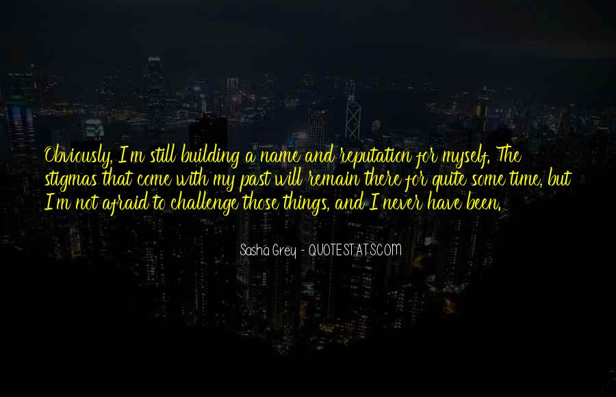 Quotes About My Name #29668