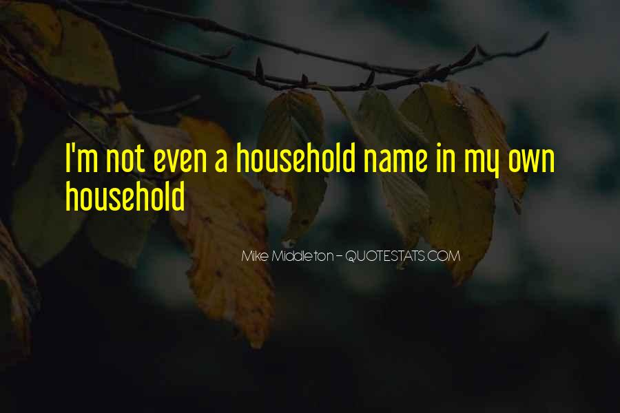 Quotes About My Name #35212