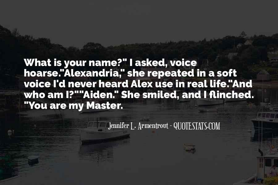 Quotes About My Name #36465