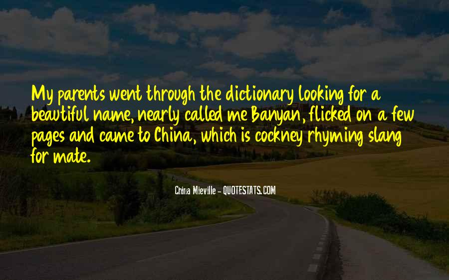 Quotes About My Name #40128