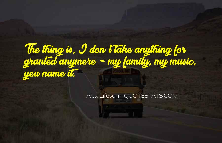Quotes About My Name #52814