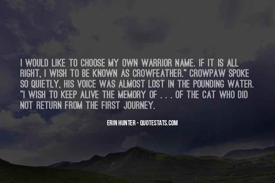 Quotes About My Name #53001