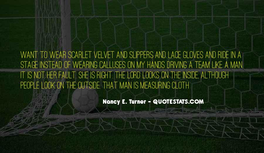 Quotes About Scarlet #256863