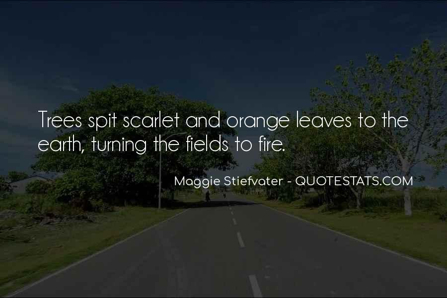 Quotes About Scarlet #292108