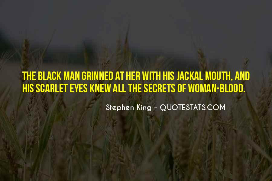 Quotes About Scarlet #296545