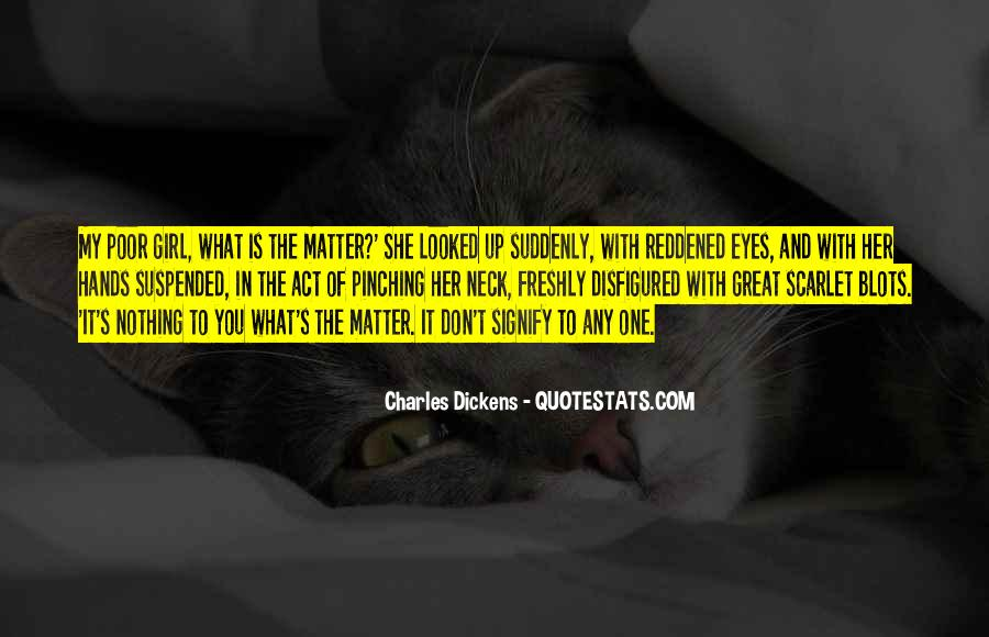 Quotes About Scarlet #308365
