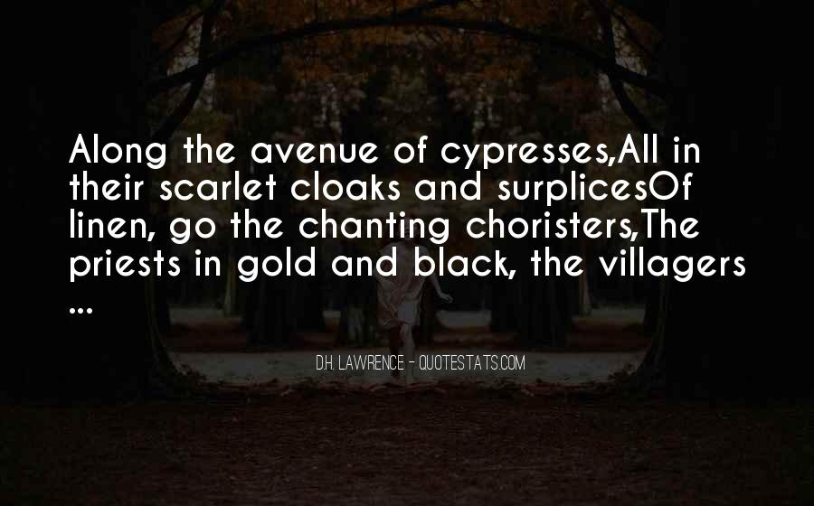 Quotes About Scarlet #38772